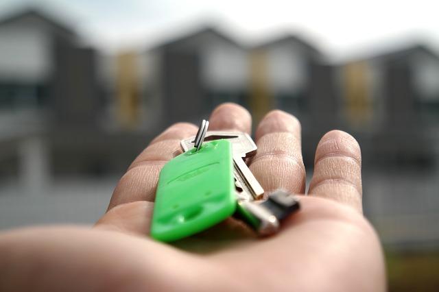 klíč k půjčce
