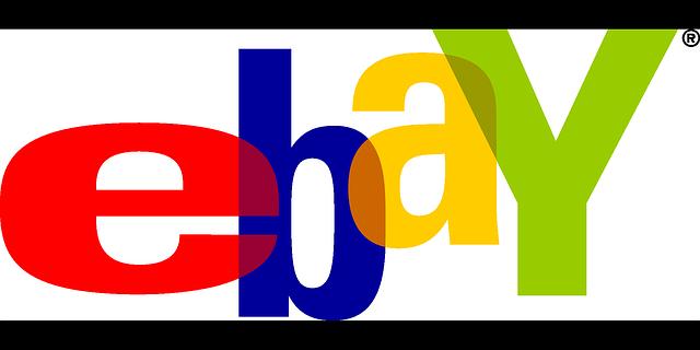 ebay nakupování