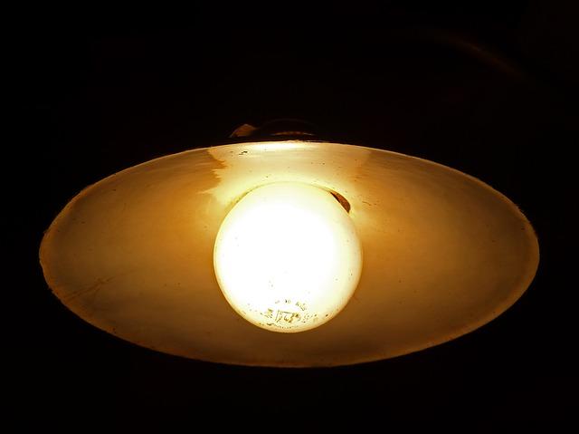 velká žárovka