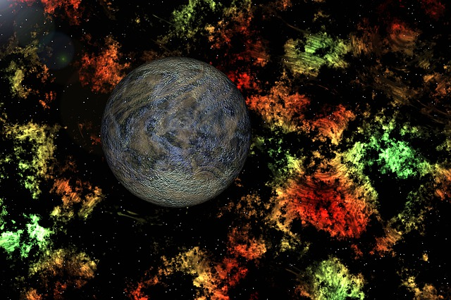 sci-fi vesmír